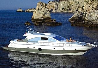 Emily Too yacht charter Aicon Motor Yacht