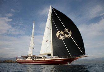 Daima Yacht Charter in Turkey