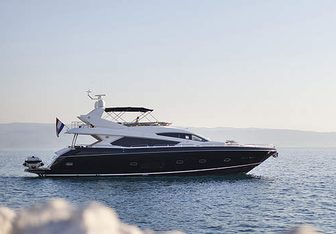Black Mamba Yacht Charter in Crete