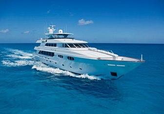 TCB yacht charter Richmond Yachts Motor Yacht