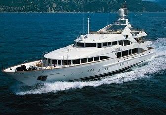 More yacht charter Benetti Motor Yacht