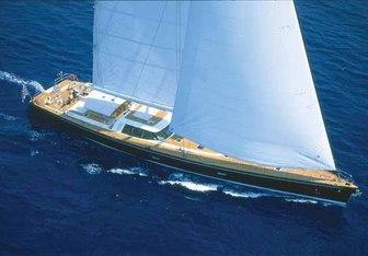 Vaimiti Yacht Charter in Porto Cervo