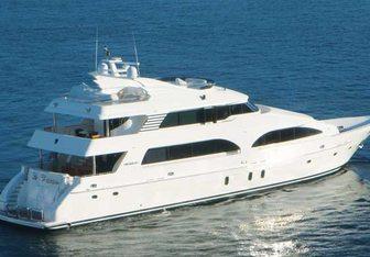Scott Free yacht charter President Motor Yacht