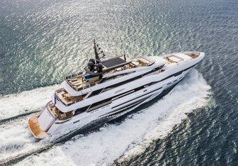 Polaris I yacht charter Rossi Navi Motor Yacht