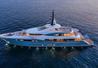 Snow 5 yacht charter Bilgin Yachts Motor Yacht