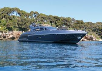 JFF yacht charter Overmarine Motor Yacht