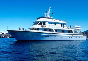 Safari Spirit yacht charter Goole Shipyard Motor Yacht