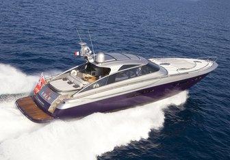 Low Blow yacht charter Baia Yachts Motor Yacht