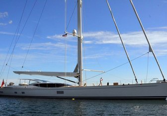 Mes Amis Yacht Charter in Turkey
