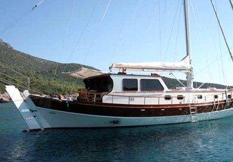 Hayal 62 Yacht Charter in Turkey