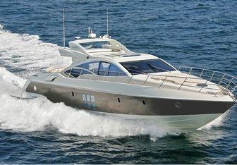 SQP yacht charter Azimut Motor Yacht
