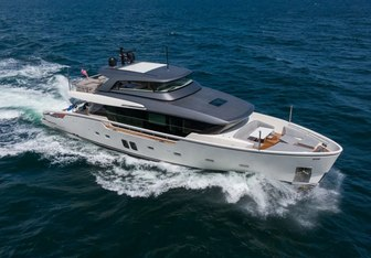 Mon Chateau yacht charter Sanlorenzo Motor Yacht