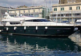 Zia Canaia yacht charter Riva Motor Yacht