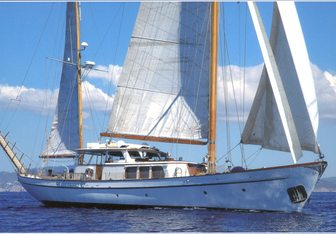 Sea Prince yacht charter Abeking & Rasmussen Motor/Sailer Yacht