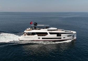 Moanna II Yacht Charter in Crete