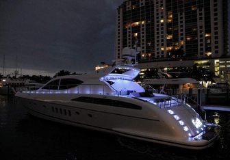 @Last yacht charter Leopard Motor Yacht