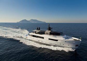 Sun yacht charter Arcadia Motor Yacht