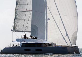 Stergann II Yacht Charter in Turkey