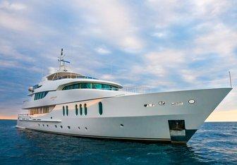 Gloria Teresa yacht charter Izar Motor Yacht