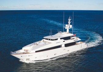 Masteka 2 Yacht Charter in Fiji