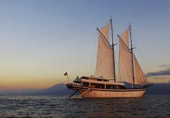 Zen yacht charter Global Adventure Group Ltd Sail Yacht