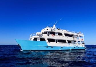 Aqua Yacht Charter in Galapagos Islands