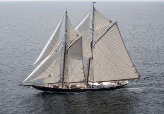 Columbia Yacht Charter in Alaska