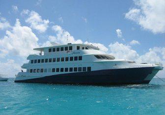 Haumana yacht charter Unknown Motor Yacht