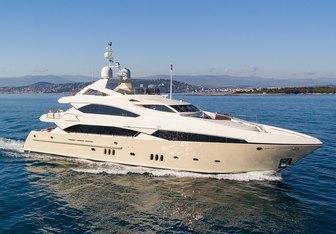 Sullivan's Island Yacht Charter in Porto Cervo