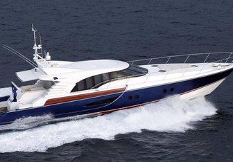 Crystal Blue yacht charter Evolution Yachts Motor Yacht