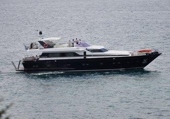 Shiva yacht charter Cantieri di Pisa Motor Yacht