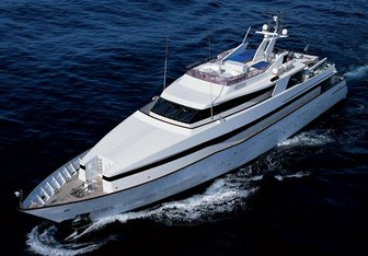 Alia 7 yacht charter Mondo Marine Motor Yacht