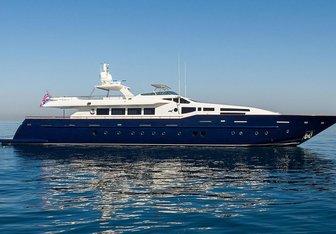 Condor A Yacht Charter in Turkey