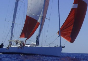 Fortuna yacht charter Maxi Sail Yacht