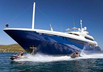 Mary-Jean II yacht charter ISA Motor Yacht