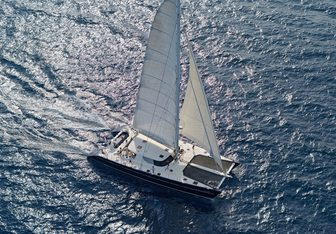 Azizam Yacht Charter in Pacific