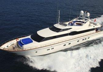 Bojangles yacht charter  Motor Yacht