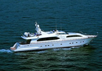 Balkan yacht charter Falcon Motor Yacht