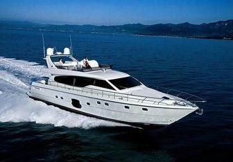 One More Time Yacht Charter in St Tropez