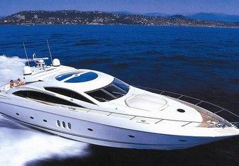 Easy yacht charter Sunseeker Motor Yacht