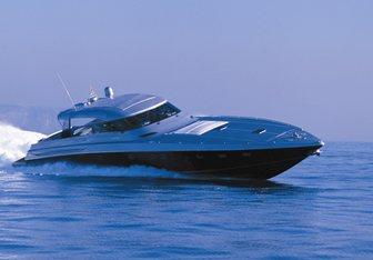 Sunday yacht charter Baia Yachts Motor Yacht