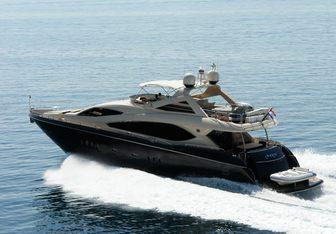Choco yacht charter Sunseeker Motor Yacht