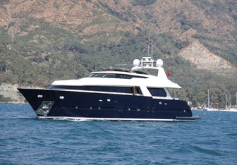 Go yacht charter Dragos Yachts Motor Yacht
