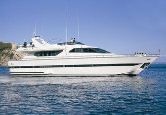 Dorabella yacht charter Unknown Motor Yacht