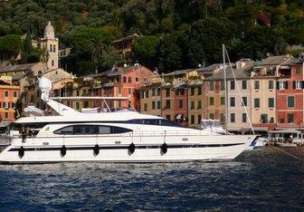Anyway yacht charter Azimut Motor Yacht