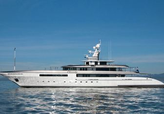 Eternity yacht charter Codecasa Motor Yacht