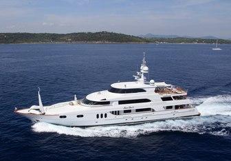 Keri Lee III Yacht Charter in Sydney