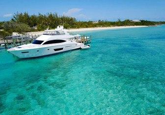 Marybelle yacht charter Viking Yachts Motor Yacht
