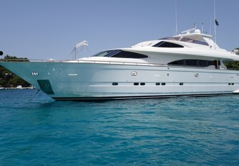Lady Marcelle yacht charter Horizon Motor Yacht