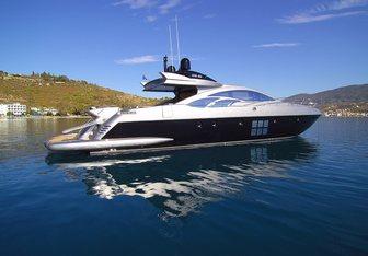 Super Toy yacht charter Azimut Motor Yacht